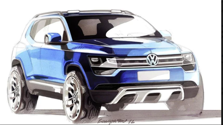 Novi mali Volkswagenov crossover stiže 2022. godine