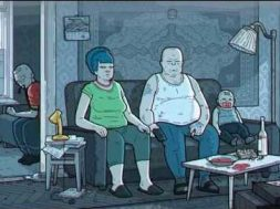 Simpsoni koji oslikavaju život u Rusiji 2