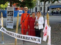 U Stockholmu obilježena godišnjica genocida nad Bošnjacima u Srebrenici