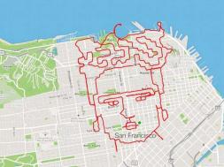 trčanje i crtanje