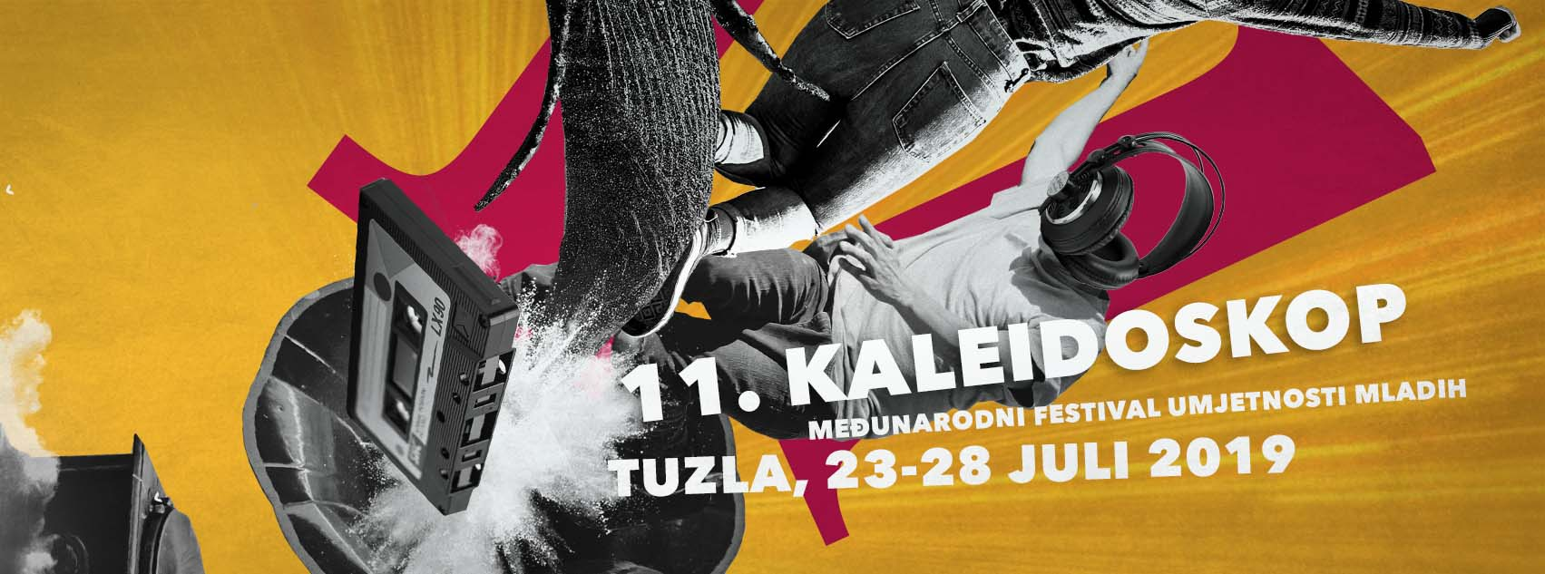 Kaleidoskop u Tuzlu dovodi Hladno pivo, Elemental, Bombaj štampu…
