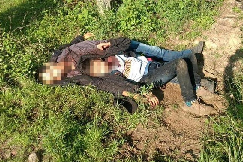 Brutalno napadnuti migranti: Ocu i sinu prerezali vrat, dječak jedva preživio