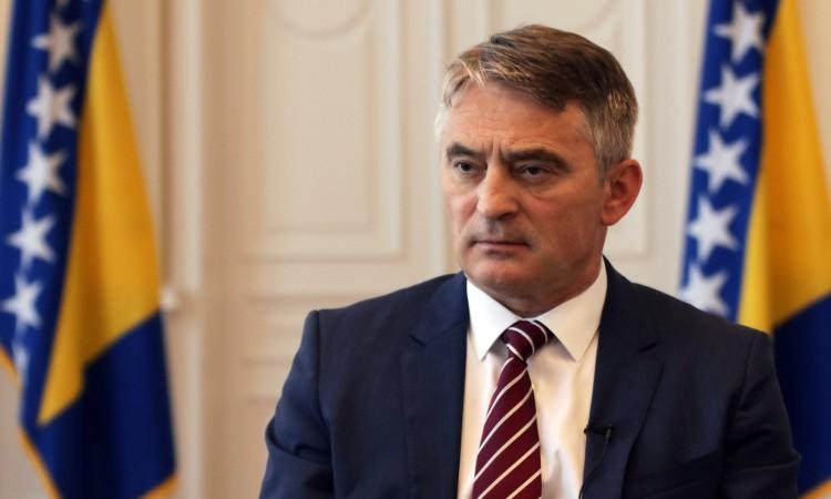 Komšić: BiH ostaje privržena EU po pitanju Krima, Dodik iznosi lične stavove