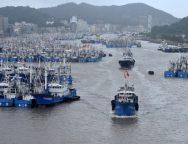 Kina izdala crveni meteoalarm za tajfun Lekima