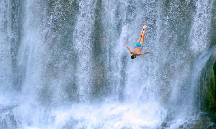 U subotu 5. Međunarodni skokovi s vodopada u Jajcu