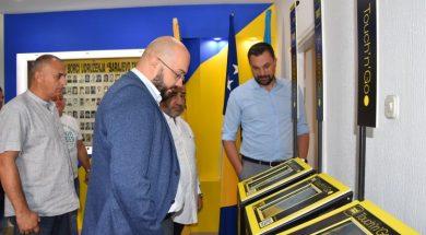 Modernizacijom dispečerskog centra Sarajevo taxi poboljšao kvalitet usluga