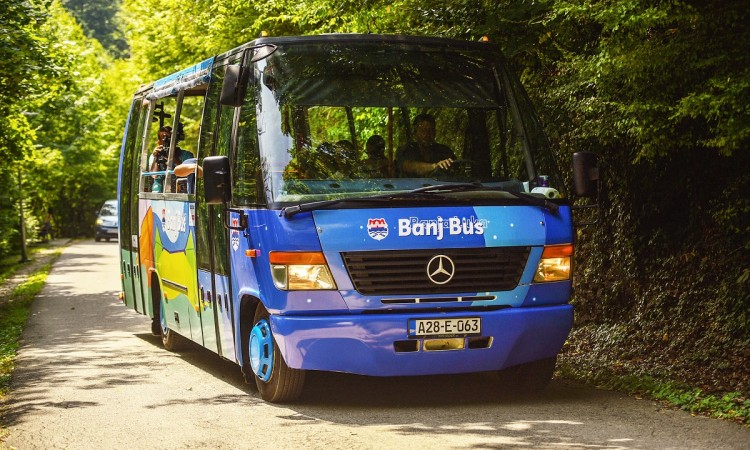 Panoramski bus do najpoznatijeg banjalučkog izletišta Banj brdo