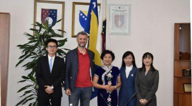 Raste interes kineskih turista za Sarajevo i BiH