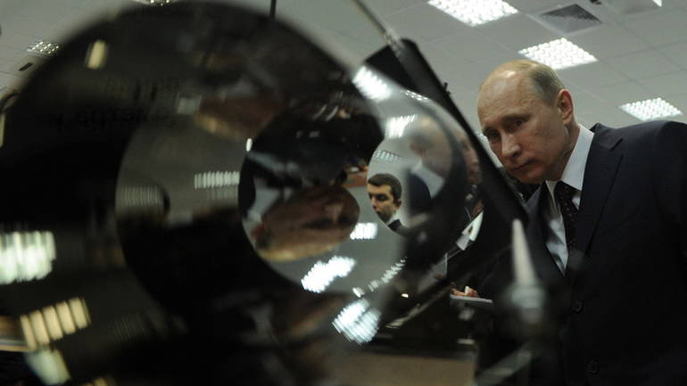 Rusija najavila razvoj novog oružja