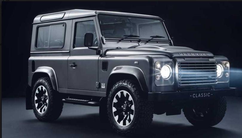 Land Rover osvježio stari Defender
