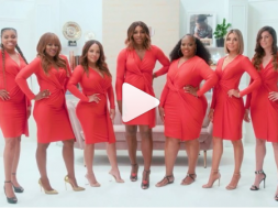 "Screenshot_2019-08-01 Serena Williams on Instagram ""We're having a red hot summer over serena I designed the Twist Front Dr[…]"