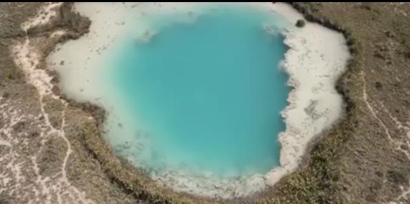 Rijetka oaza na sjeveru Meksika krije tajne nastajanja života na Zemlji