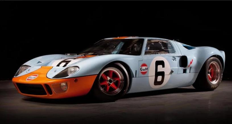 Ovaj Ford GT40 najbliži je originalu iz 1969. godine