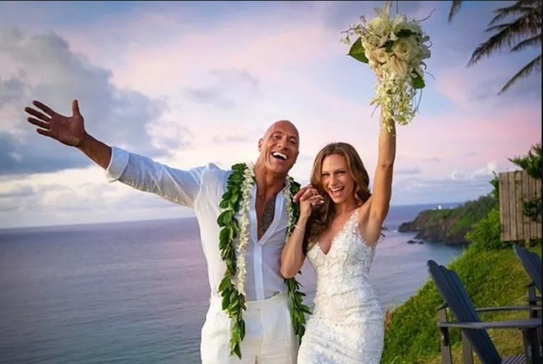 Dwayne The Rock Johnson se vjenčao nakon 12 godina veze
