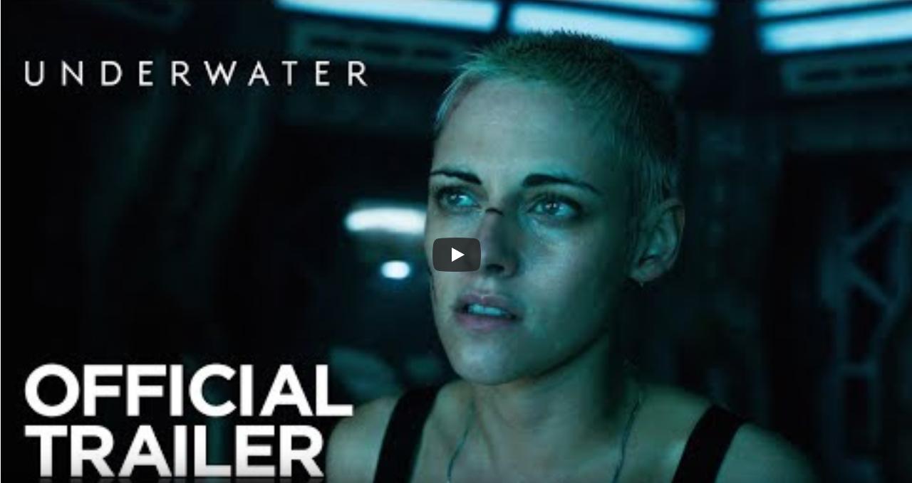 """Pogledajte trailer za novi horor """"Underwater"""": Kristen Stewart se bori s bićima u dubinama okeana"""