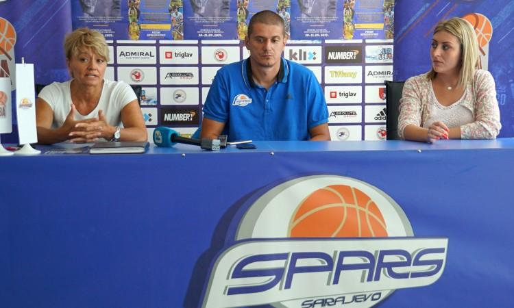 Promocija mladih igrača primarni cilj OKK Spars u novoj sezoni