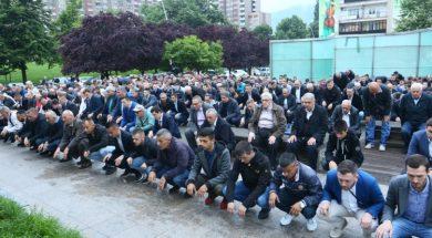 U Čaršijskoj džamiji centralna proslava Kurban-bajrama za zeničko muftijstvo
