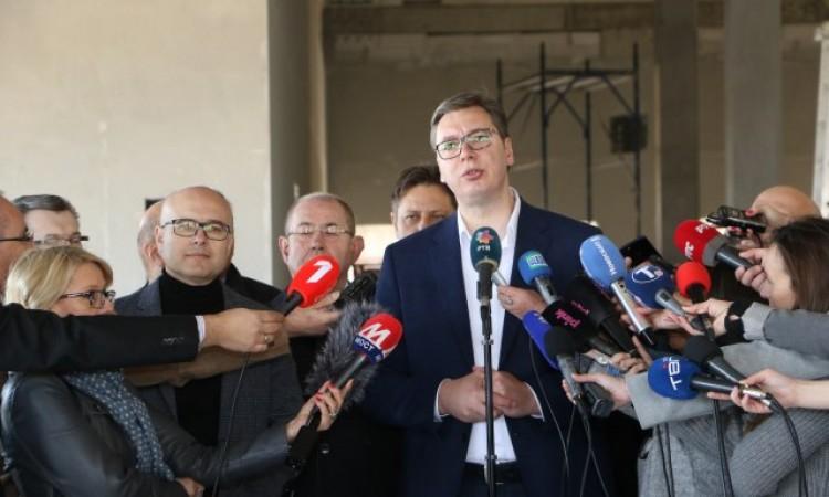 Vučić najavio najveće plaće na zapadnom Balkanu