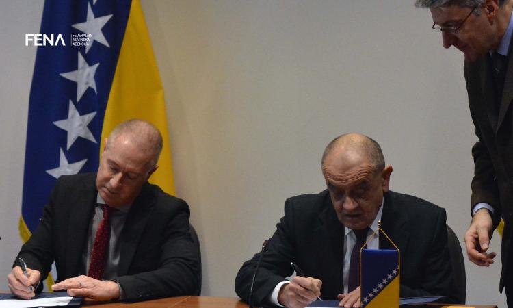 Danas potpisivanje Ugovora o grantu za izgradnju dionice na koridoru Vc
