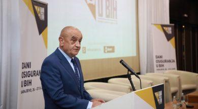 Bevanda podržao sektor osiguranja u BiH
