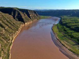 Kina želi zaštiti Žutu rijeku