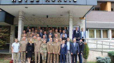 Konferencija o jačanju profesionalizma i naporima borbe protiv korupcije