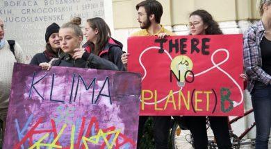 Sarajevo se pridružilo globalnom štrajku protiv klimatskih promjena
