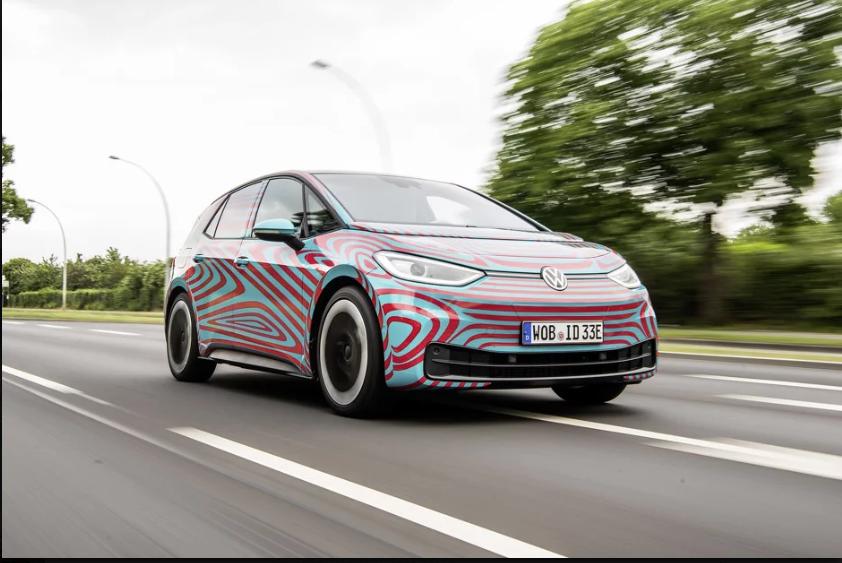 Volkswagen još jednom podsjeća na svoj električni model ID.3