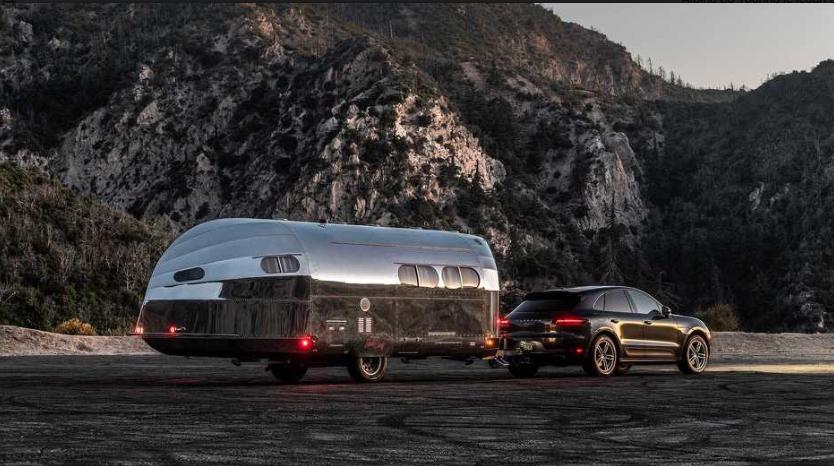 Bowlus predstavio ultra luksuznu kamp kućicu