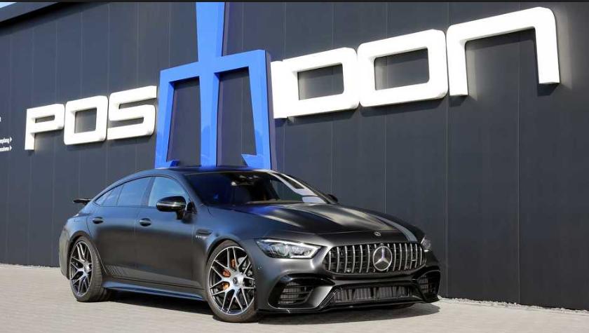 Posaidon tunirao i Mercedes-AMG GT 63 S na 880 KS