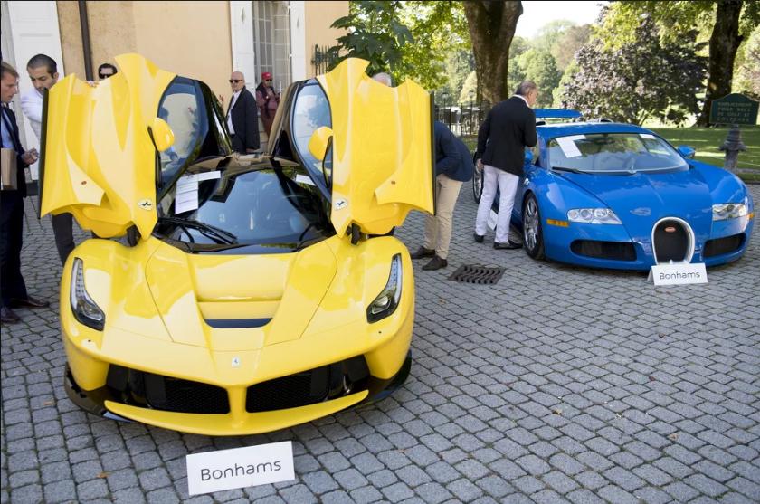 Na aukciji prodani automobili zaplijenjeni od sina lidera Ekvatorijalne Gvineje