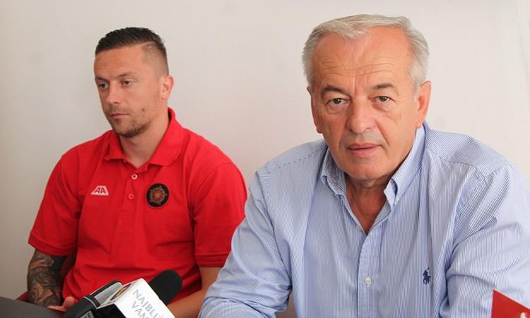 Lazarević: Nekoliko igrača je dobilo novac, stanje je i dalje veoma teško