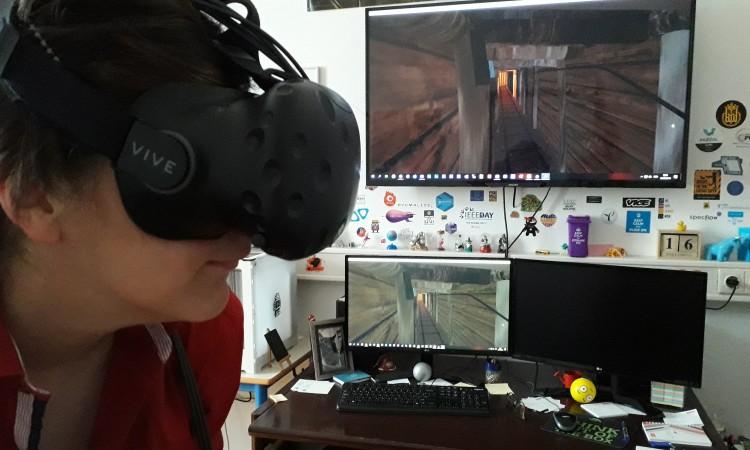 Prezentacija projekta virtualne realnosti ¨Sarajevo War Tunnel¨
