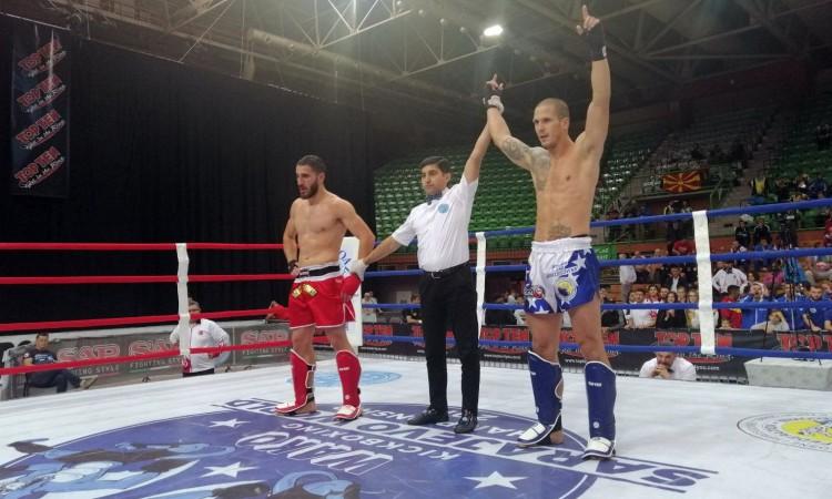 Kickboxing SP – Emkić osigurao bronzanu medalju