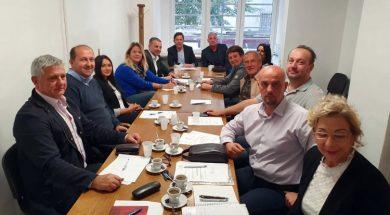 Konstituiran Organizacioni odbor Izbora sportiste godine u organizaciji SSBiH