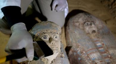 Na obali Nila pronađen hram star 2.200 godina
