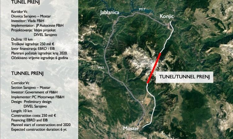 Naučno-stručni skup o izazovima građenja tunela Prenj