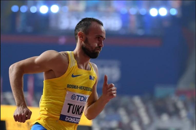 Amel Tuka među favoritima, večeras lovi drugu medalju na svjetskim prvenstvima
