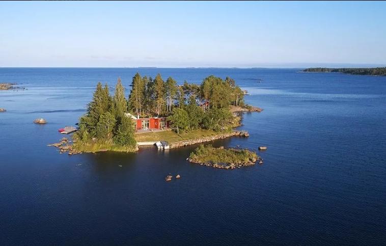 Otok u Švedskoj na prodaju za 1,4 miliona dolara