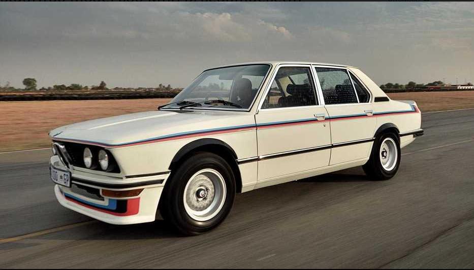 BMW restaurirao model 530 MLE iz sedamdesetih