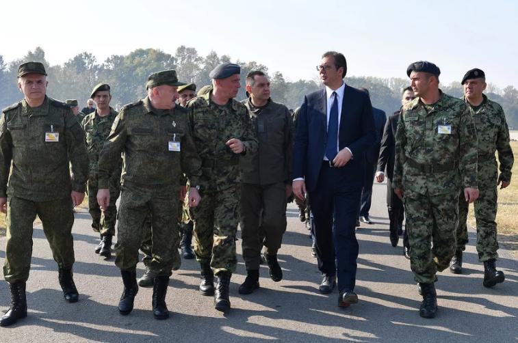 Vojne vježbe i predizborni cirkus u Srbiji: NATO više ulaže u Srbiju od Rusije