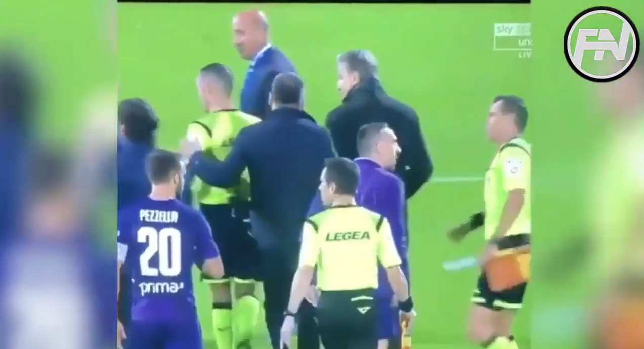 Ribery zbog guranja sudije suspendovan tri utakmice, mora platiti 20.000 eura