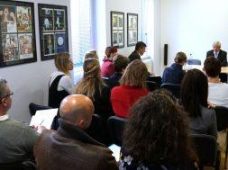 Seminar za profesore koji podučavaju državne službenike francuskom jeziku