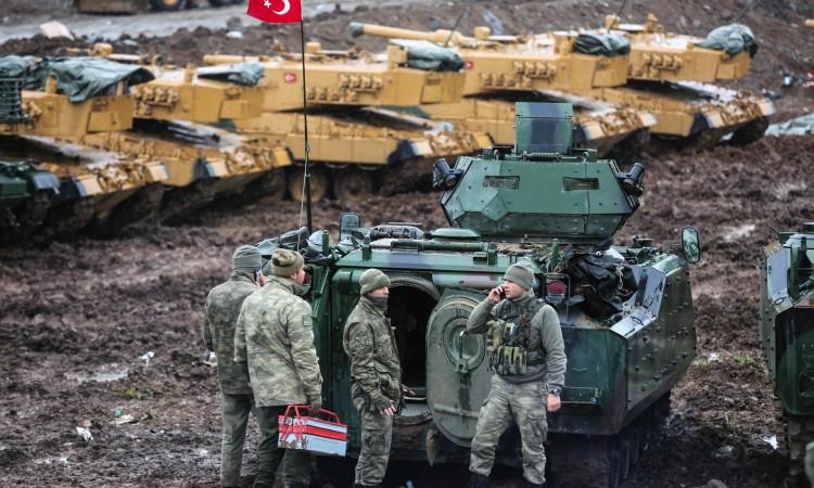 Završene sve pripreme za operaciju turske vojske u Siriji