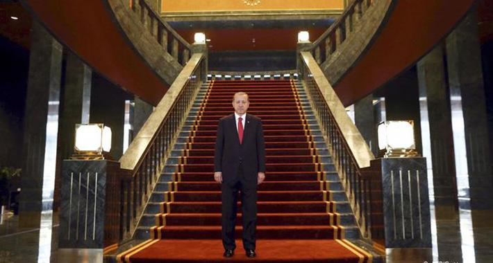 Turska – izolovana i ujedinjena