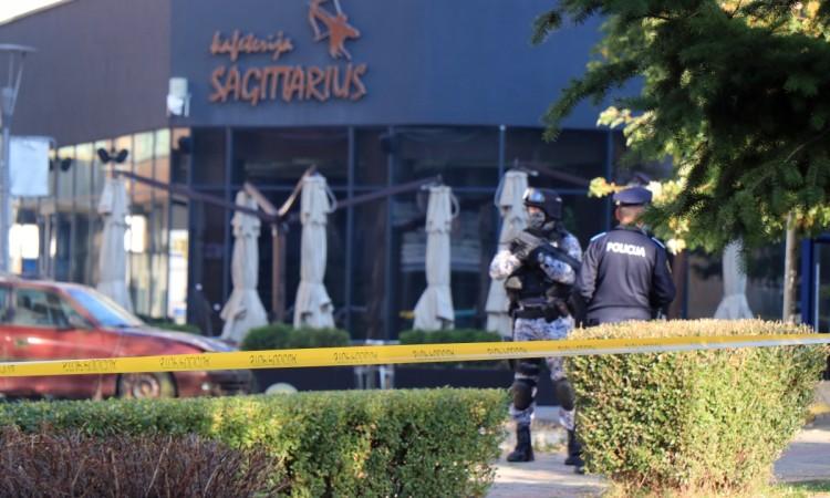 Centar Tuzle zatvoren zbog rekonstrukcije događaja u vezi s ubistvom Džinića
