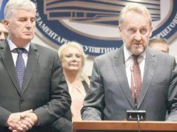 Čović i Izetbegović