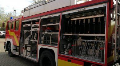 Bihaćki vatrogasci dobili vatrogasno vozilo iz njemačkog grada Hamma