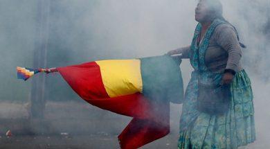 Bolivija na ivici haosa