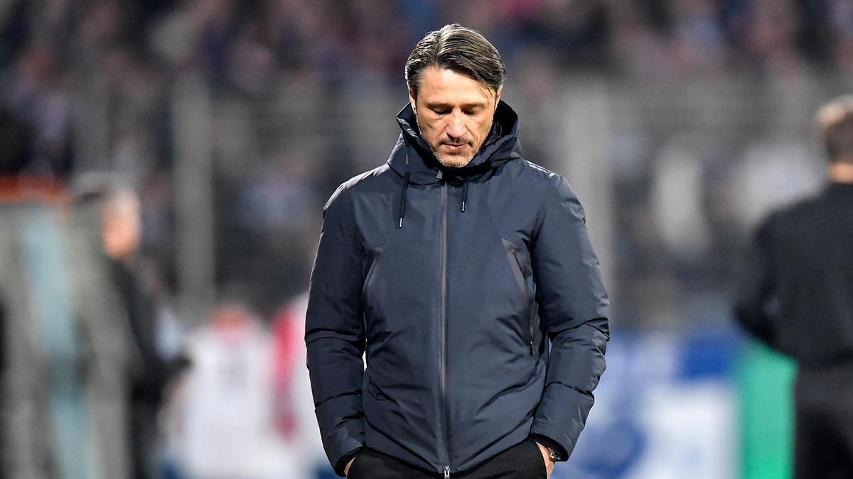 Zvanično: Niko Kovač dobio otkaz na klupi Bayerna